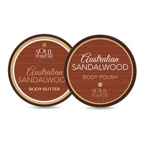 Picture of Australian Sandalwood Body Glow Set